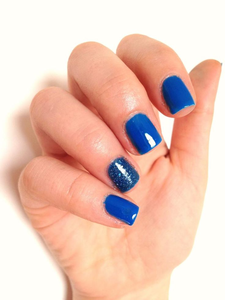Color Club – Chelsea Girl & OPI- Get your Number