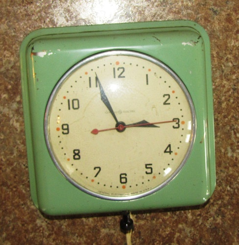 green kitchen clocks 49 best vintage kitchen clocks images on 1397