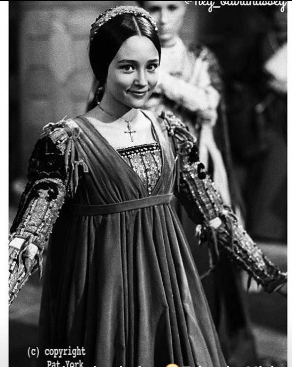 Olivia hussey romeo remarkable, this