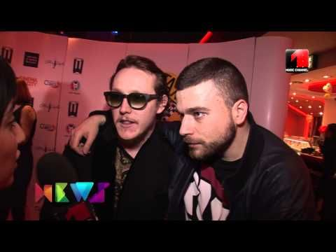 Lansare What's Up - Taxi @ Music Channel 2014