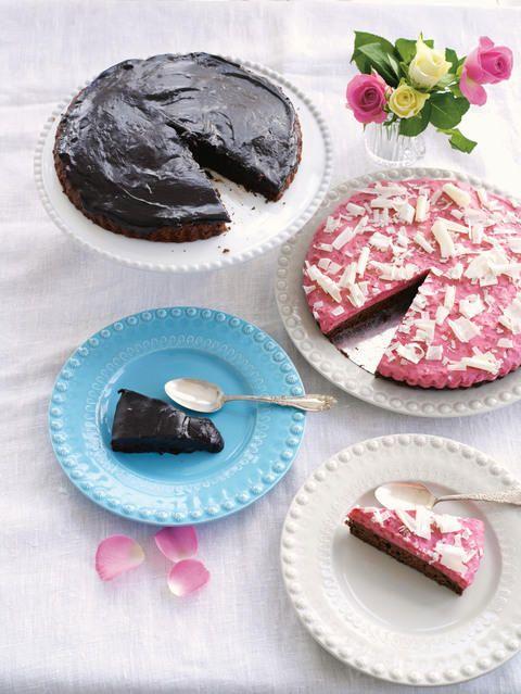 Kostholdsekspert og forfatter Ulrika Davidsson har samlet en hel bok med glutenfrie oppskrifter hun mener du ikke kan smake er uten gluten. Her er de tre mest kjente kakene.