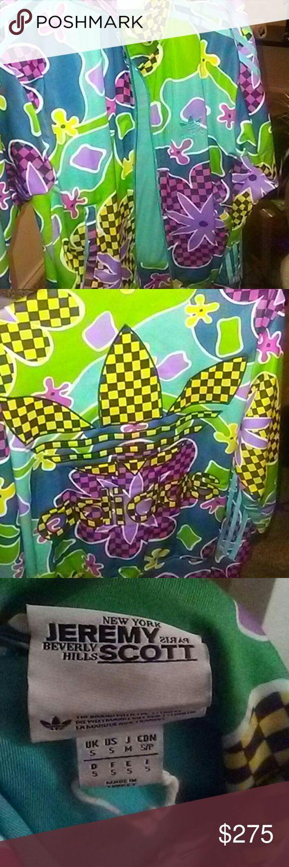 Adidas Jermey Scott Jacket Gently used Adidas Jacket. Purchase. For $375 Selling for 275$ adidas Jackets & Coats