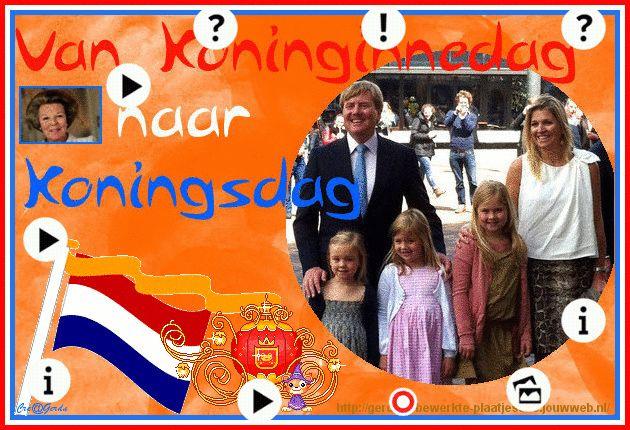 koningsdag 2013 by Marita Teunisse