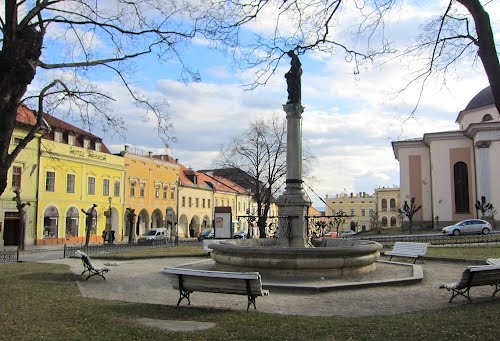 Levoca city of UNESCO