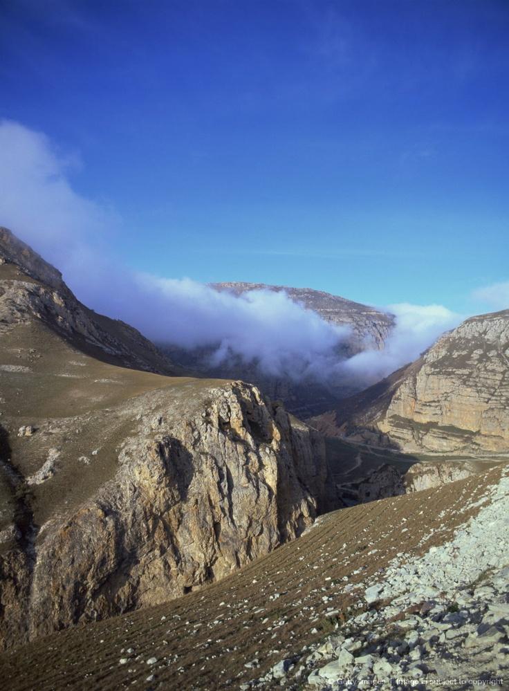 Caucus Mountains, Azerbaijan, Asia