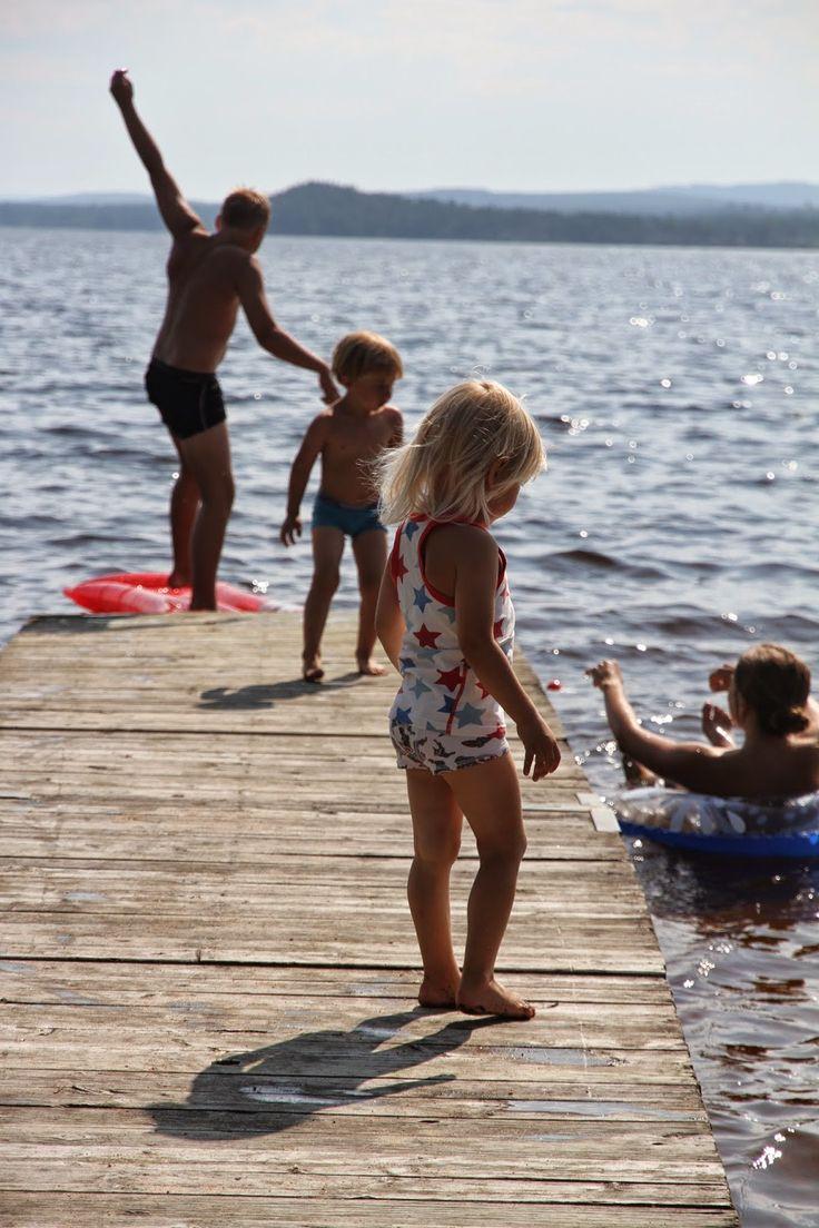 Vita drömmar & busiga barn, blog about Swedish way of life...the natural Scandinavian lifestyle