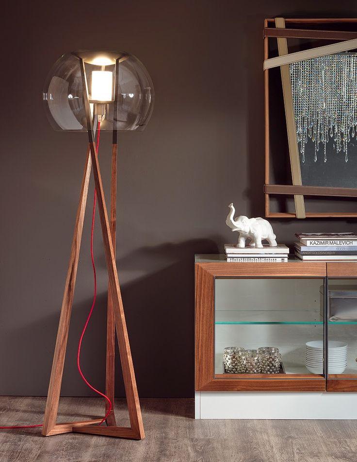 Nocna latarnia #compass #lamp #italiandesign #italiantyle