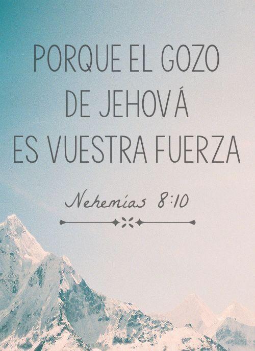 Nehemias 8:10