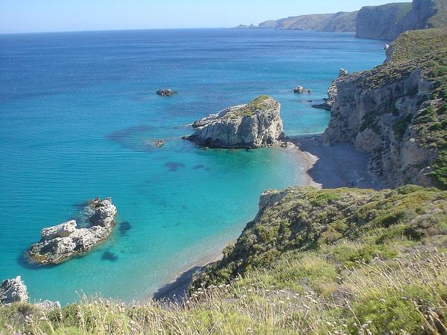 Kaladi beach, Kythera