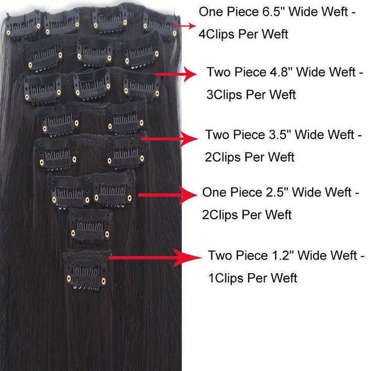 184 best hair extensionspieces images on pinterest hair hairpiece 23inch 170g straight 18 clips synthetic clip in hair extensions 8pcsset heat resistant pmusecretfo Image collections
