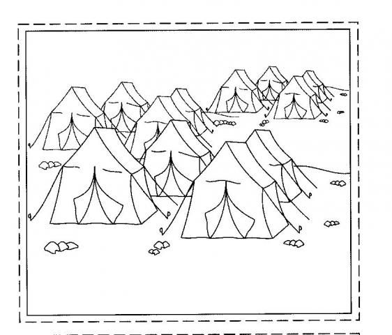 hajj coloring pages - photo #40