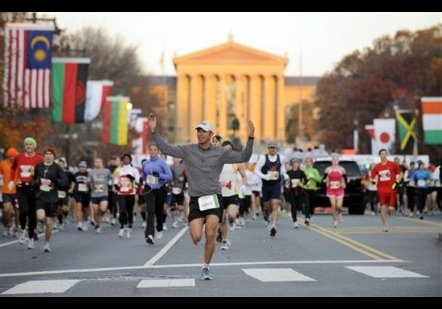 Philadelphia Marathon. Ran it in 2008 and 2010. Love the course and the city!