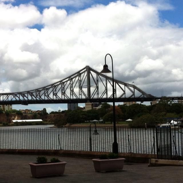 Storey Bridge, Brisbane.