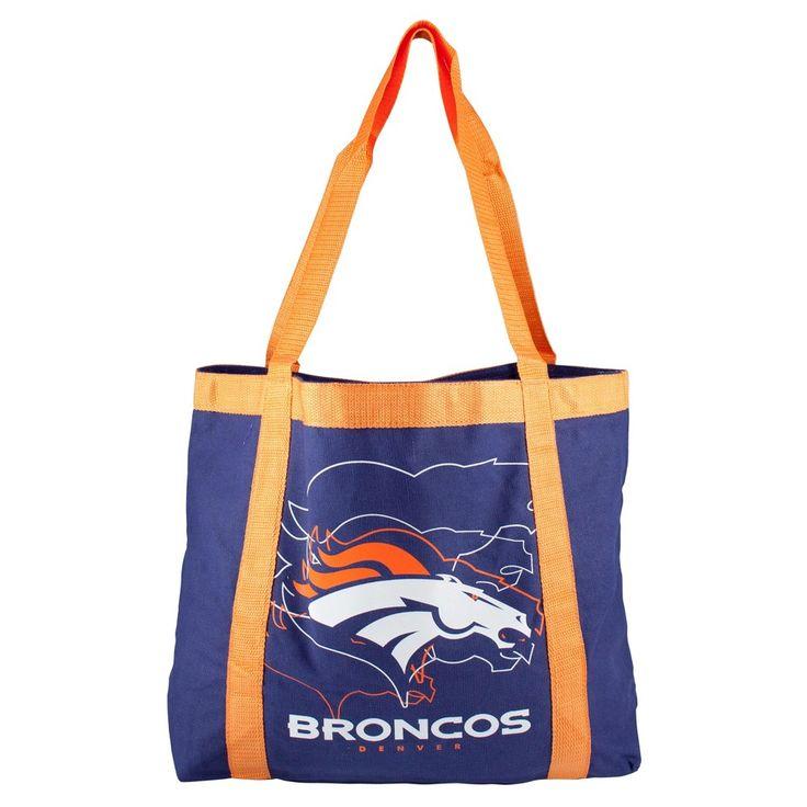 NFL Denver Broncos Team Tailgate Tote