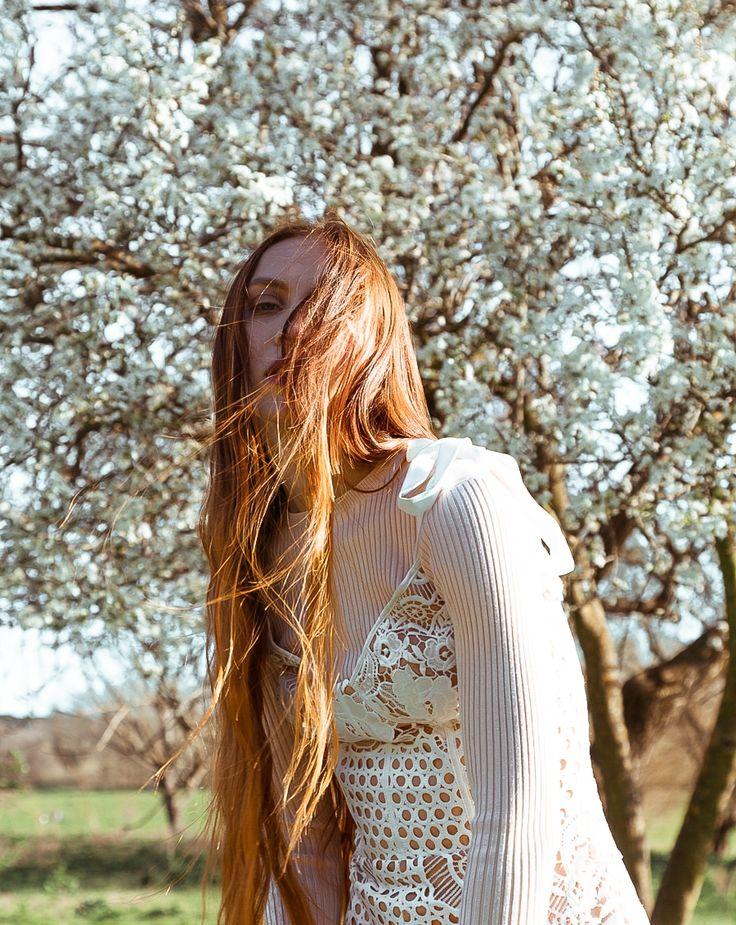 Exclusive Fashion Editorials April 2017 Giulia Renzi by Sara Giannitelli