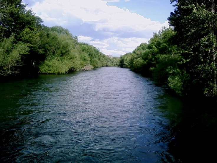 Boise River, Boise, Idaho, I've floated this River SOOO many times.  Great memories!