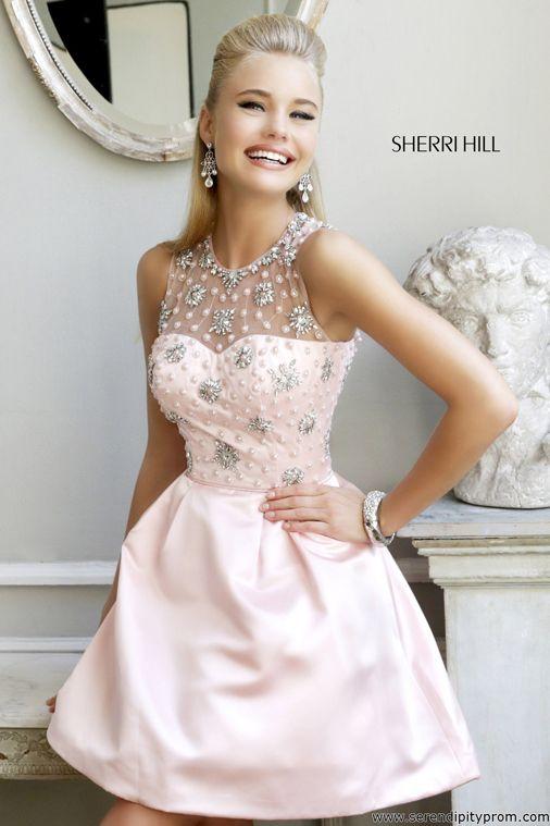 Sherri Hill 21323 prom dress