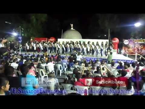 Letra El Carnaval de San Miguel -  Francisco Palaviccini | Imagenes de El Salvador