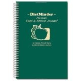 DIETMINDER Personal Food & Fitness Journal (A Food and Exercise Diary) (Spiral-bound)By F. E. Wilkins