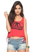 Aerosmith from Forever 21!: Girls Generation, Fashion Style, Knot Aerosmith, Aerosmith Shirts, Aerosmith Tees, Shirts Blouses, Tanks Tops, Aerosmith Tanks, T Shirts