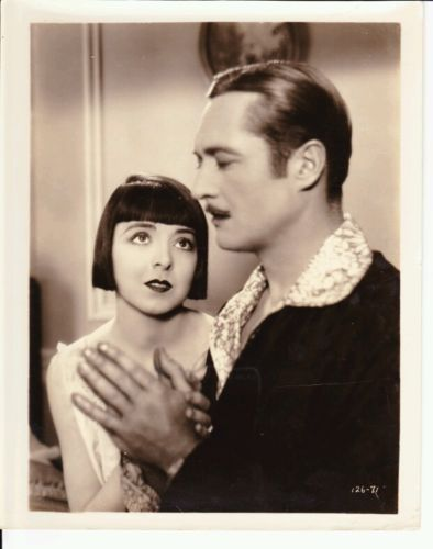 Colleen Moore And Edmund Lowe - Happiness Ahead - (1928)