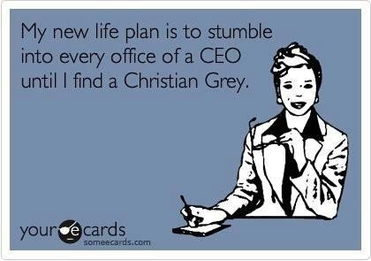 christian grey   Tumblr