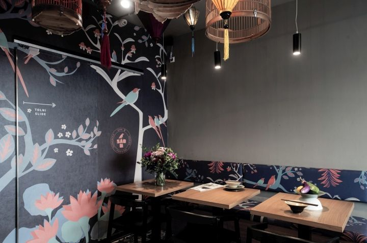 SÁO Food & Bar by POSITION Collective, Budapest – Hungary » Retail Design Blog