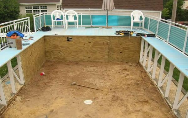 Above Ground Swimming Pool Repair Pool Liner Pool Service In Pa Nj Above Water Pools Llc