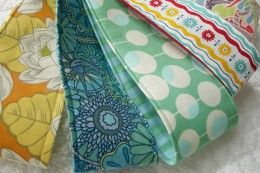 """""""Easy"""" sewing projects - I got a sewing machine for Christmas!!!!"""