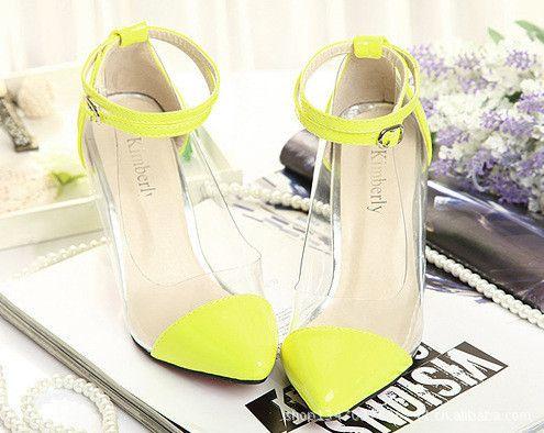 204spring конфеты цвет ПУ золотые высокие красные боты женские элегантные туфли свадебные туфли с тонкими каблуки Бесплатная доставка G03 26.89
