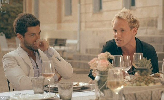 Awks! Monday's Made In Chelsea episode saw Jamie Laing and Frankie Gaff once again enter unsteady territory as they partied in the South of France