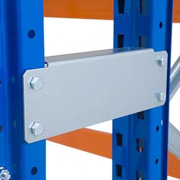 Pallet Racking Row Spacers - Pallet Loading - Perfect for all warehouses and stockroom storage needs. Huge range of complete pallet racking systems.