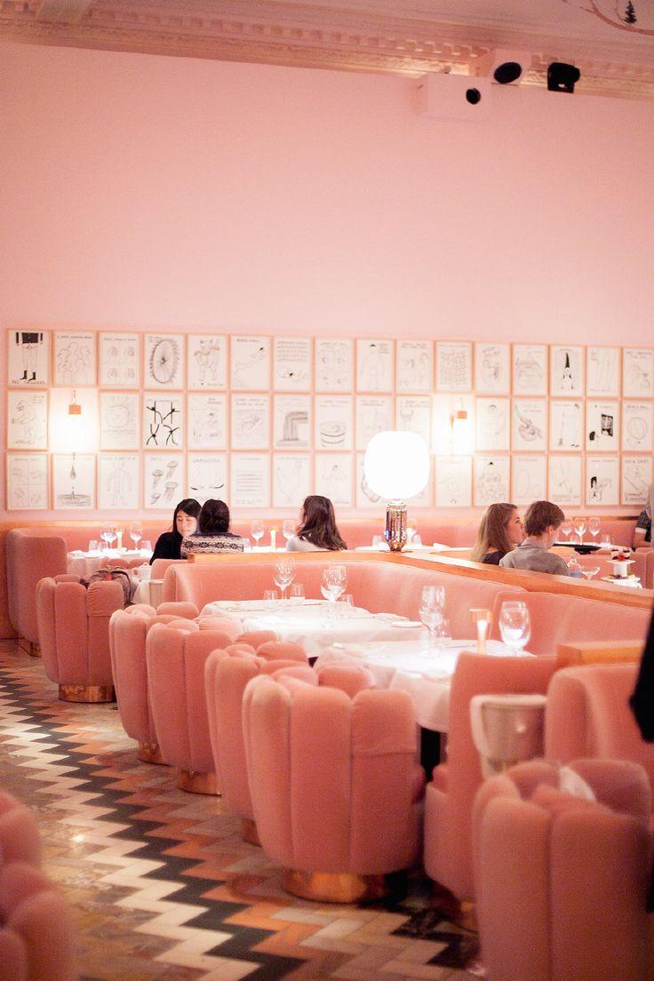 Blog post: Pink Room at Sketch, Afternoon Tea, London