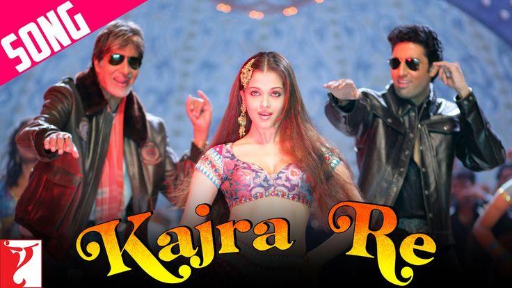 Kajra Re - Song | Bunty Aur Babli | Amitabh Bachchan ...