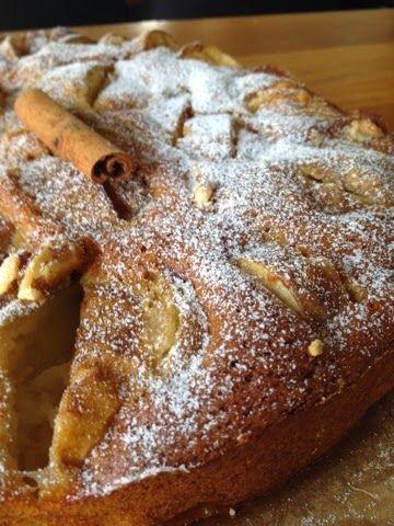 O Clube do Bolinho: Melhor tarte de maçã do mundo!!!