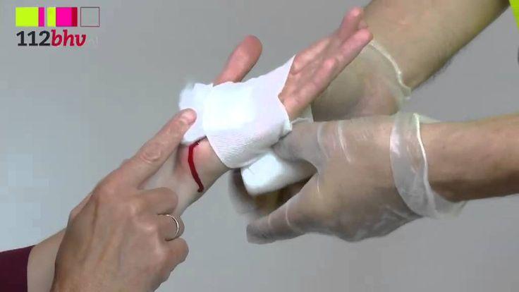 BHV: Dekverband hand