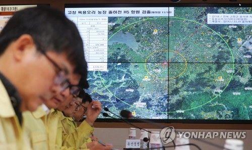 Avian influenza detected in southern S. Korea-Gripe aviária detectada na Coréia do Sul