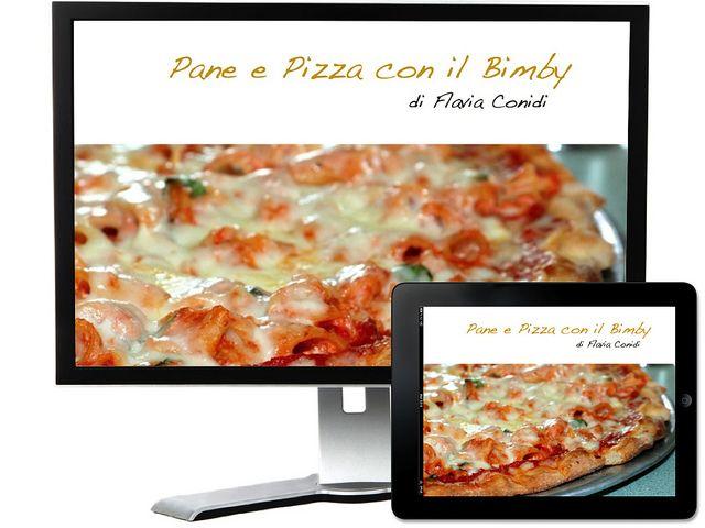 Pane e pizza con il Bimby – Ricettario ebook