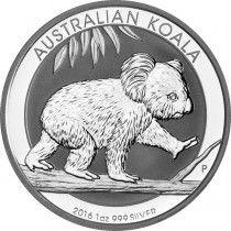 Empfohlenes Produkt : Koala 1 Unze Silber 2016