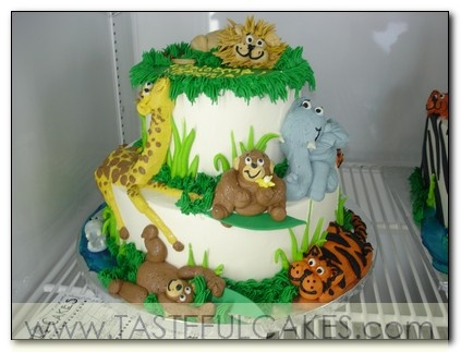 Google Image Result for http://www.tastefulcakes.com/images/cake-cute-fun-adorable-two-2-tier-animal-jungle-zoo-birthday-little-kid-chil-unisex-lion-giraffe-elephant-tiger-monkeys-hippo-safari-welcome-baby-shower-clean-precious-bright-colorful-cartoon.jpg