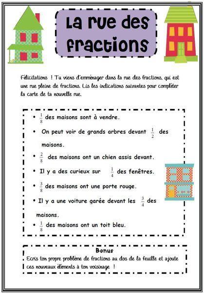Jeu fractions