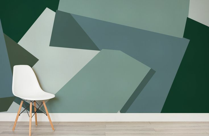 klee-abstract camo-room-wall mural-kj
