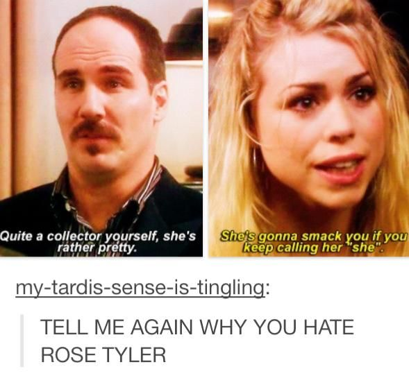Say you don't like Rose, I will cut you.