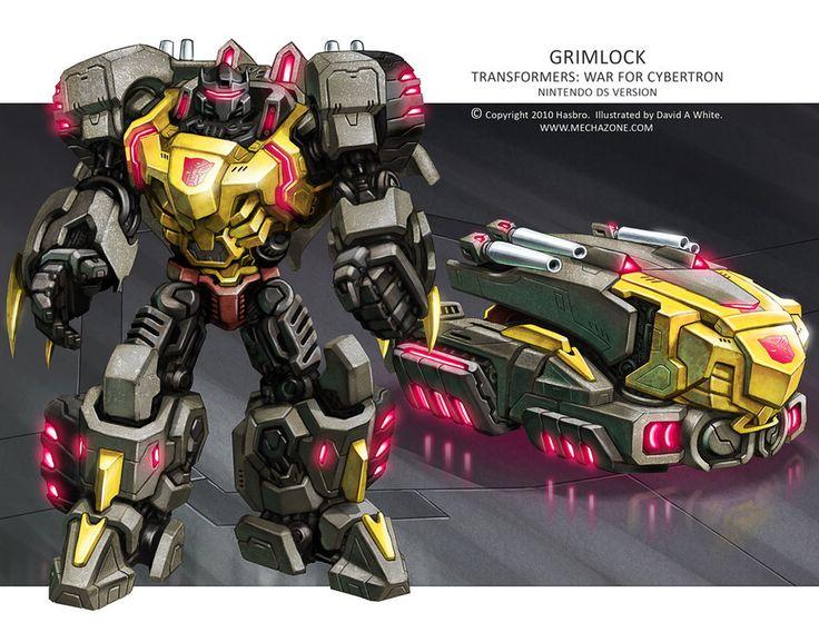 War for Cybertron - Grimlock
