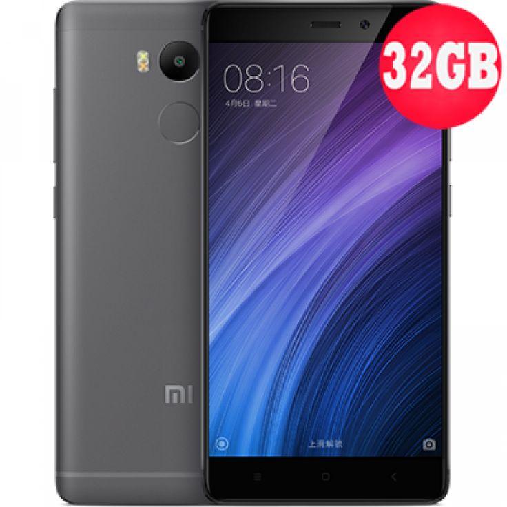 Xiaomi Redmi 4a Snapdragon (32GB) Grey LTE Dual, 4-Πύρηνος, Global Έκδοση