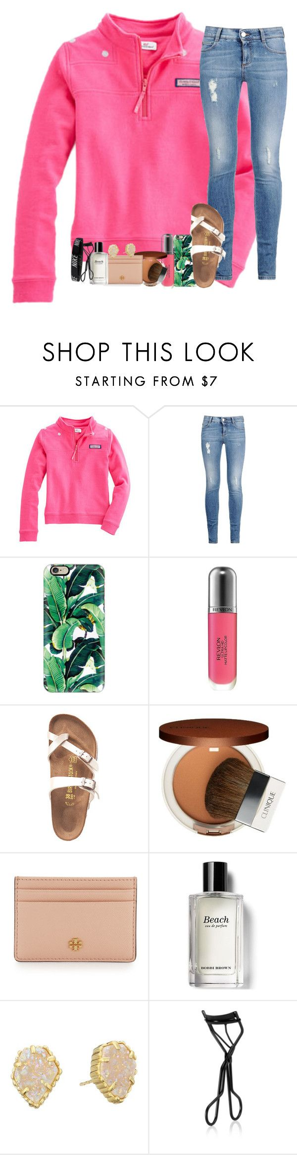 """possibly may be getting a vv pullover so that's exciting"" by legitmaddywill ❤ liked on Polyvore featuring Vineyard Vines, STELLA McCARTNEY, Casetify, Revlon, Birkenstock, Clinique, Tory Burch, Bobbi Brown Cosmetics, Kendra Scott and NARS Cosmetics"