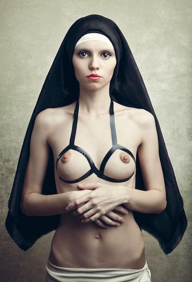 Nun on girls nude pics