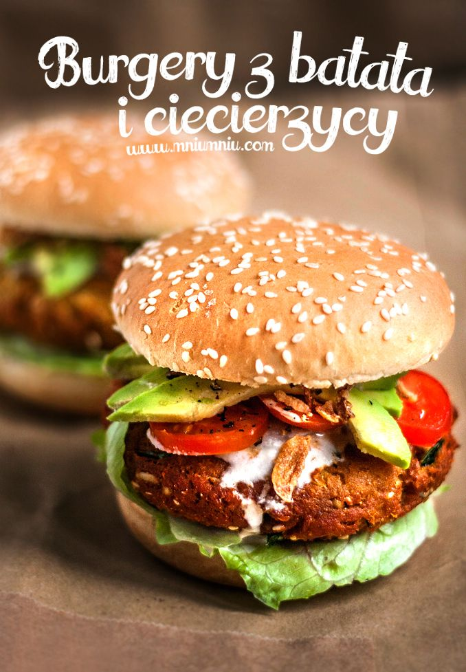 Roślinne burgery to hit ostatnich kilku lat, który zupełnie nie przestaje być modny. I bardzo dobrze! Wśród moich przepisów znajdziecie j...