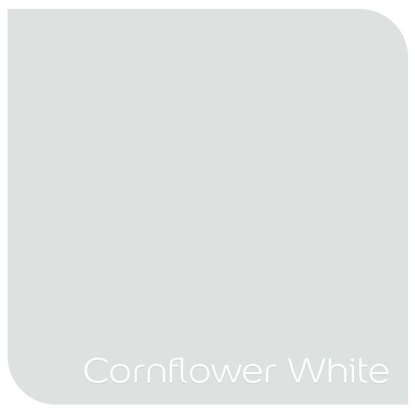 Dulux Cornflower White Kitchen