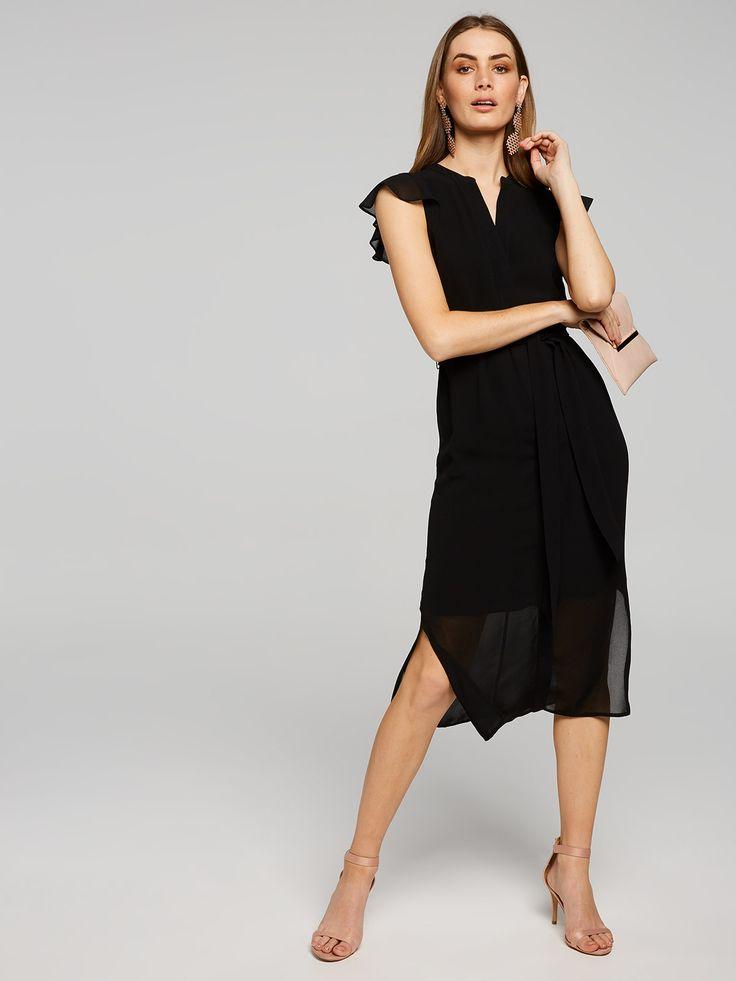 Gemma Midi Shirt Dress | Portmans